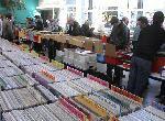 Annonce 'Foire aux disques à CHERBOURG le 18 octobre 2014'