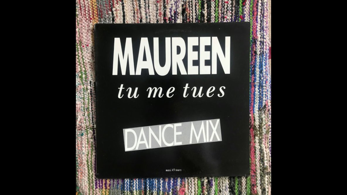Maureen - Tu Me Tues (Dance Mix)