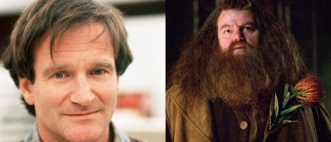 Robin Williams en Hagrid ? L'acteur a été recalé du casting d'Harry Potter car...