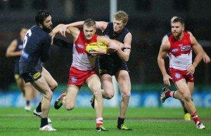 AFL Premiership Live – Round 17 – Sydney Swans vs Carlton – 12th July