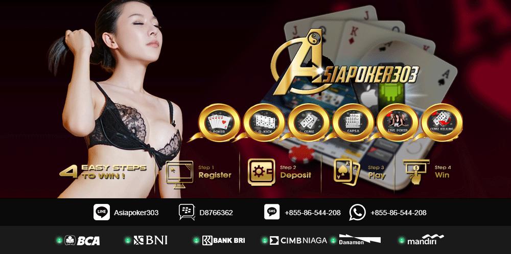 Situs Poker Judi Online Terbaik | Judi Poker Online | Asiapoker303