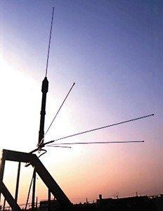 YAESU FT-100D - Antenne Yaesu ATAS-120a - Contrepoise ATBK-100