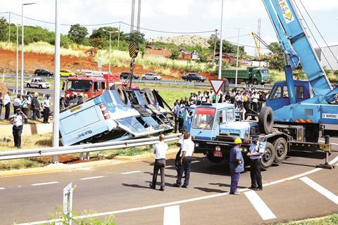 Enquête judiciaire sur l'accident de Sorèze