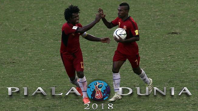 Gunemba Dan Gelombang Keberhasilan Papua Nugini – Piala Dunia 2018