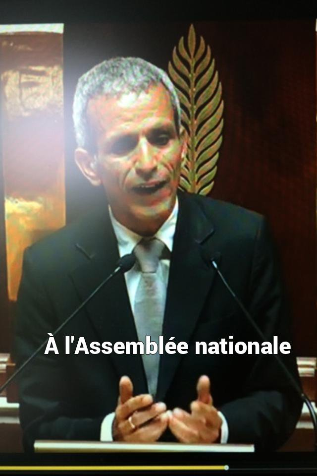 À l'Assemblée nationale