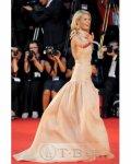 Elegant High-Neck Floor-Length Dress Inspired by the 68th Venice Film Festival : Cheaptbdress.com - US$149.99 - english
