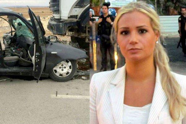 Moyen-Orient : Mort suspecte de la journaliste Serena Shim !