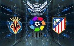 Prediksi Villarreal vs Atletico Madrid 30 April 2015 Primera