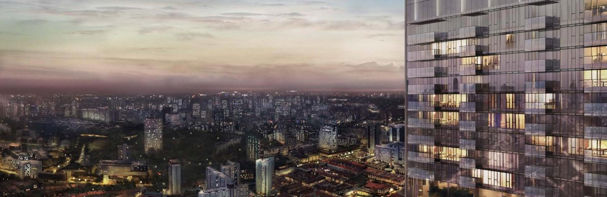 Wallich Residence – New Launch at the Pinnacle of Tanjong Pagar Centre