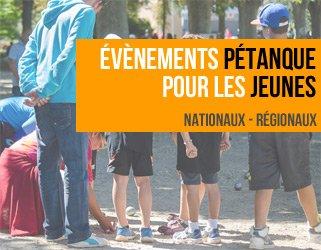3ème National Triplette Jeunes LE PUY EN VELAY (43)