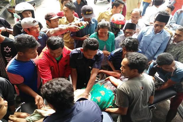Diduga Masalah Warisan, Adik Tikam Kakak Kandung hingga Tewas - Berita Harian Indonesia