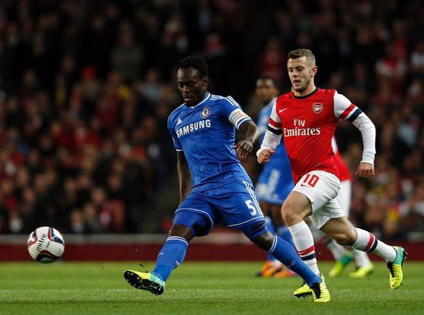 Michael Essien Fails To Pass the Medical Test for AC Milan