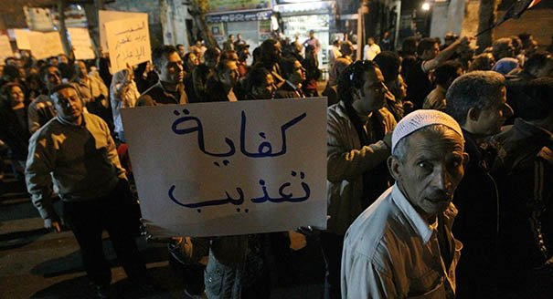 The Prevalence of Torture in Egypt