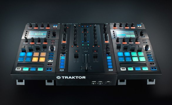 Announcing TRAKTOR KONTROL D2: The pro performance deck