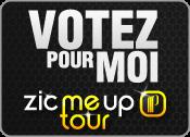 Paris 1 : Demi-finale régionale du Tremplin Musical ZICMEUP TOUR 2013