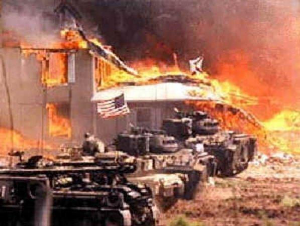 Les Chroniques De Rorschach: Il y a 20 ans le massacre de Waco...