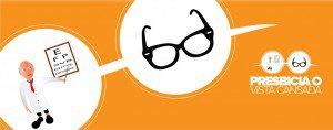 Presbicia o vista cansada. Síntomas y soluciones