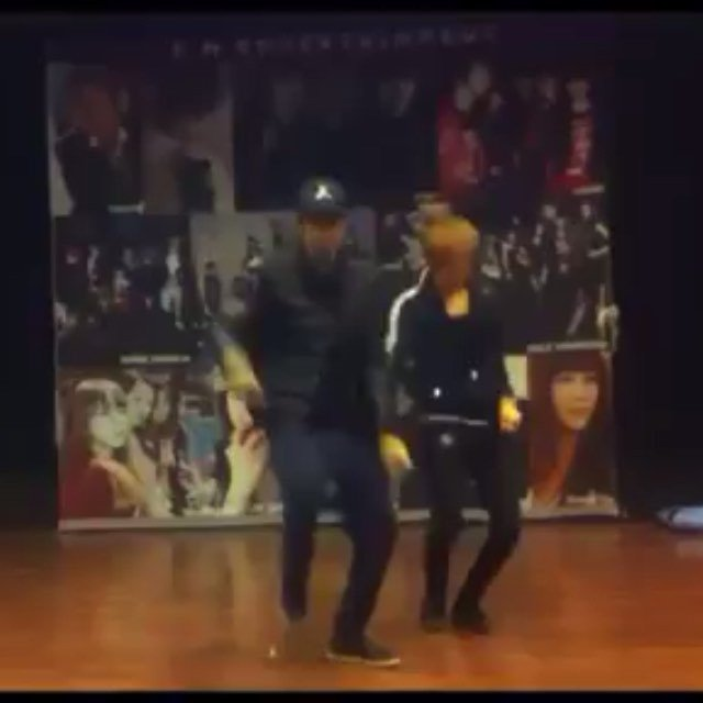 TaeKai dance Maxstep