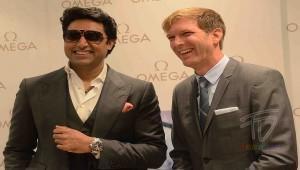 Abhishek Bachchan in Town!
