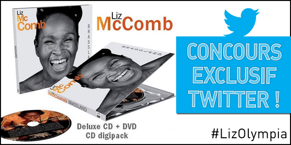 Twitter / OLYMPIAHALL : RT pour gagner le Digipack ...