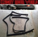 82-92 PONTIAC FIREBIRD KNIGHT RIDER T-TOP WEATHERSTRIP