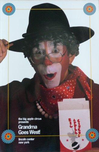 A vendre / On sale / Zu verkaufen / En venta / для продажи :  Programme Big Apple Circus 1989-1990