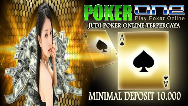 Live Poker Deposit 10 Ribu