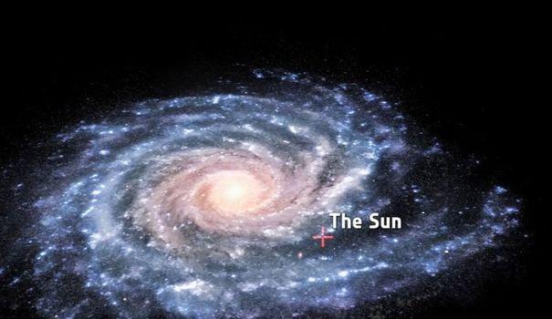 L'homme serait en partie constitué de poussière d'étoiles - L'Express