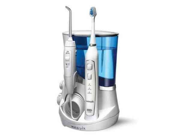 Waterpik Complete Care 5.0 Toothbrush and Water Flosser White | DanniKL.com