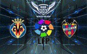 Prediksi Villarreal vs Levante 25 Januari 2015 Primera Divis