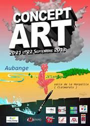 Concept art à Aubange