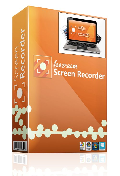 IceCream Screen Recorder Pro Crack 4.23 Free Download