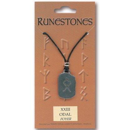 Pendentif Rune - Magie des Bijoux