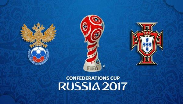 Prediksi Rusia Vs Portugal 21 Juni 2017 | 99 Bola