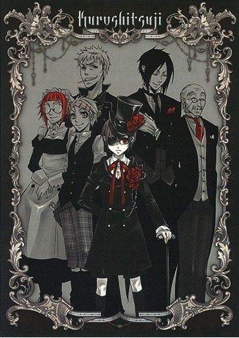 Black Butler Vostfr - [Saison 1]