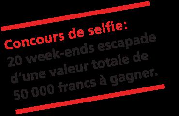Télécharger le selfie!