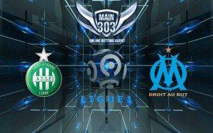Prediksi Saint Etienne vs Olympique Marseille 23 Februari 20