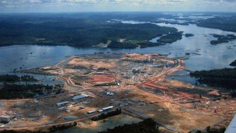 Alstom et GDF Suez, au c½ur de Belo Monte et du développement hydroélectrique de l'Amazonie