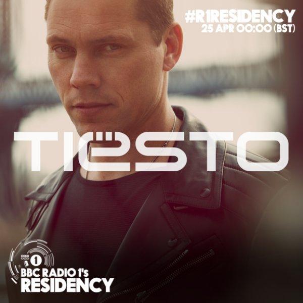 Tiësto & Funkin Matt - BBC Radio 1 Residency - 25.07.2014 By : Trance Music ♥