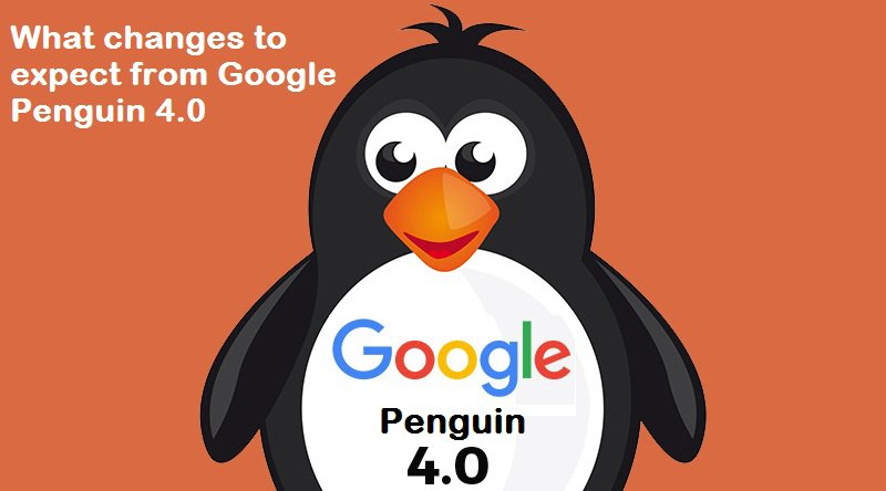 We started going crazy about the Google Penguin 4 Real Time
