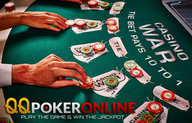 Bandar Judi Kartu Casino War Online Terpercaya