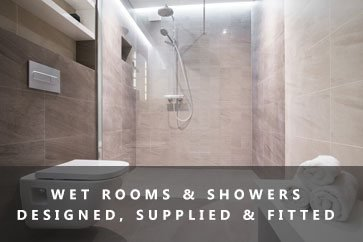 Bathroom Designs and Installation Service