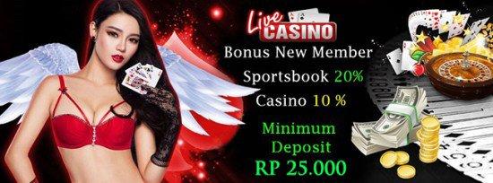 Tempat Daftar Agen Judi Casino