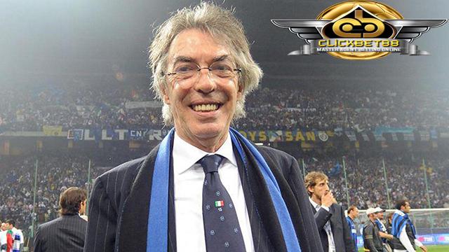 Moratti Sebut Luciano Spalletti Dapat Membawa Inter Menantang Juventus