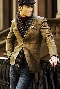 Men's Fashion / Мужская мода on Pinterest