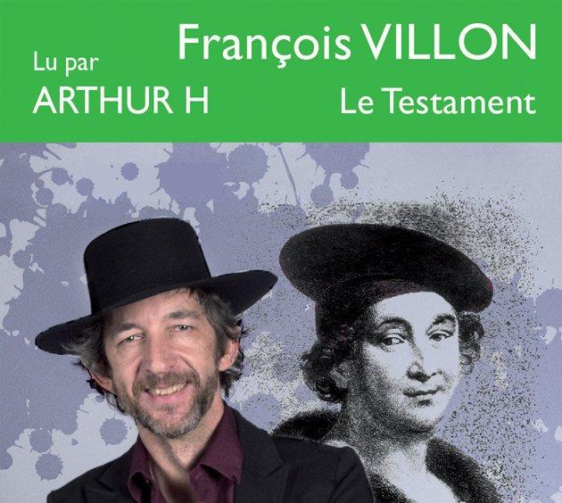Le Testament - Livre audio