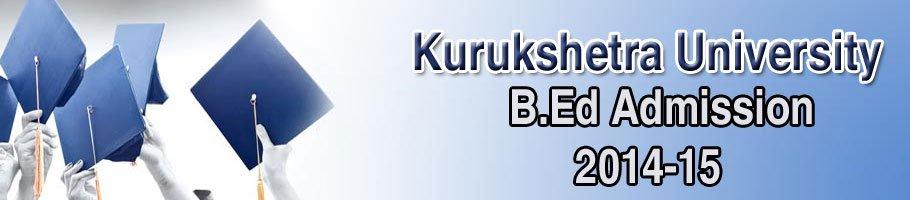 KUK University B.Ed admission Institute in Delhi