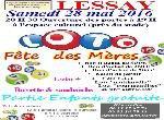Annonce 'Loto - samedi 28 mai 2016 à 20h30 - Lessay'