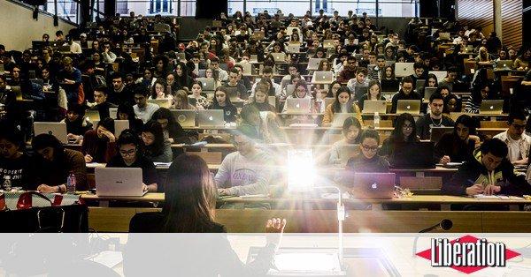 Ordinateur à l'université: «Combien y'a-t-il d'étudiants dont on ne voit jamais les yeux?»