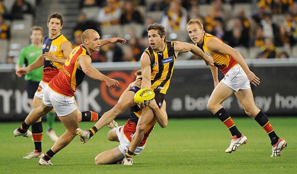 AFL Premiership Live – Round 17 – Adelaide Crows vs Hawthorn – 11th July